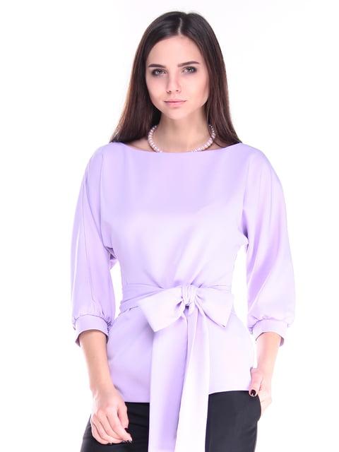 Блуза светло-сиреневая Laura Bettini 3241190