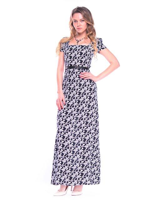 Платье в принт Victoria Loks 4355378
