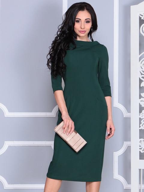 Платье изумрудного цвета Laura Bettini 4364572