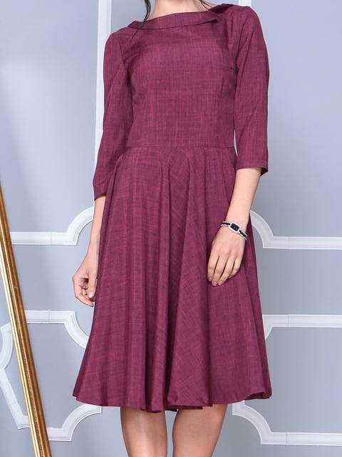Сукня сливового кольору Victoria Loks 4364680