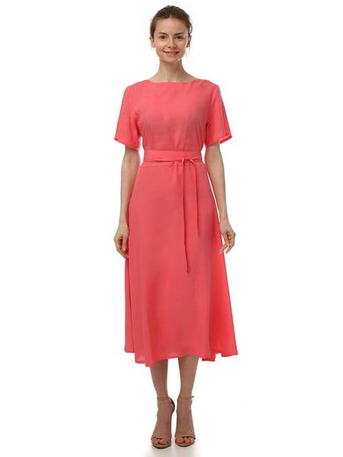 Платье темно-персикового цвета Alissia Rey 4367608