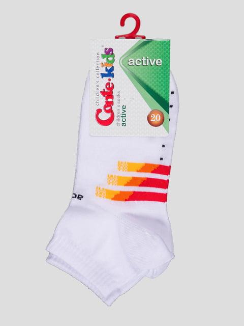 Шкарпетки білі Conte Kids 4366749