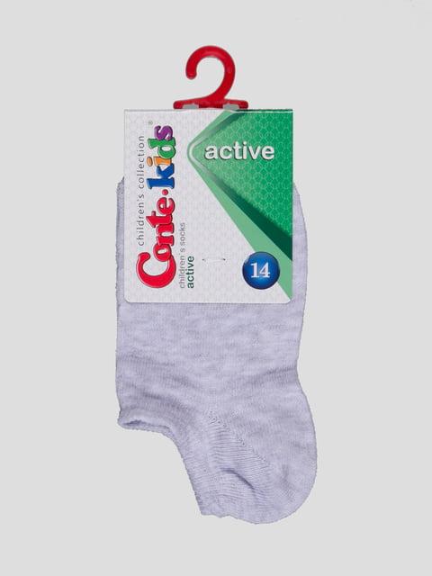 Носки светло-серые Conte Kids 4366730