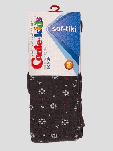 Колготки темно-сірі Conte Kids 3750175
