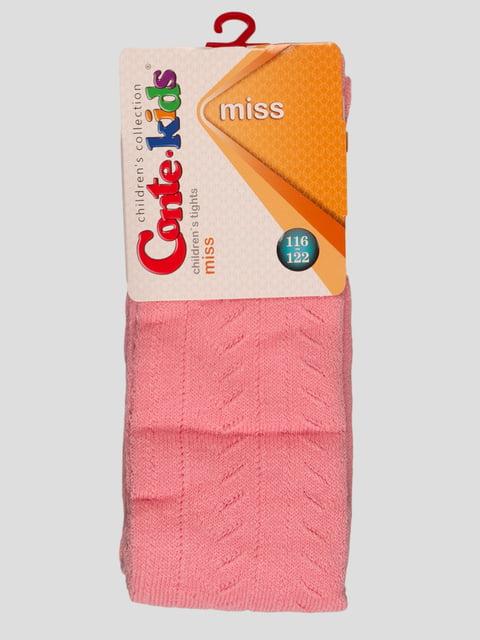 Колготки світло-рожеві Conte Kids 4366677