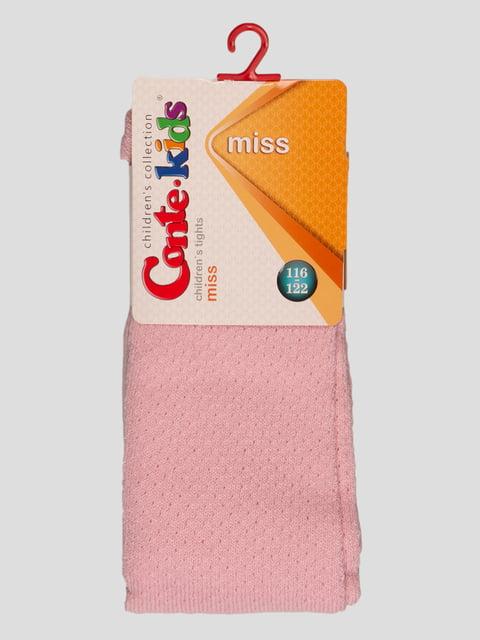 Колготки світло-рожеві Conte Kids 4366680