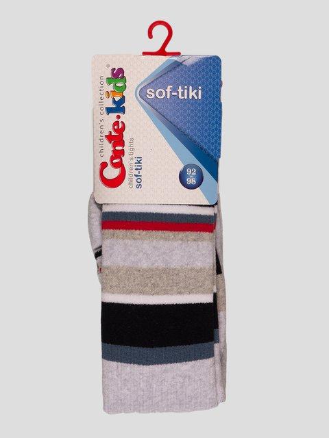 Колготки світло-сірі Conte Kids 3750163