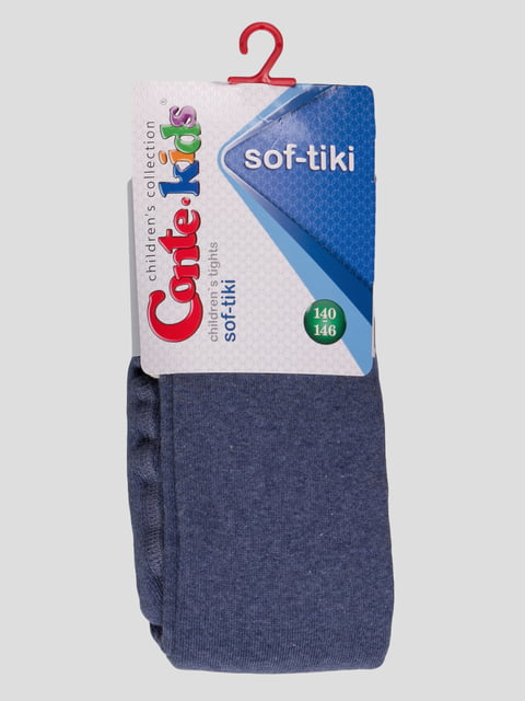 Колготки кольору джинс Conte Kids 3750180