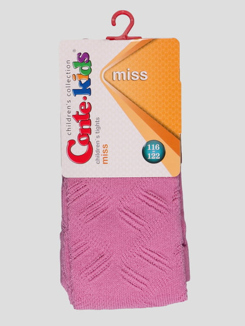 Колготки рожеві Conte Kids 4366682