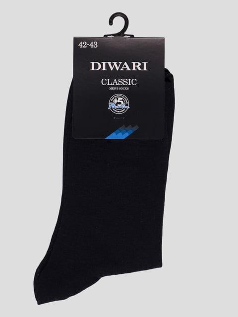Шкарпетки темно-сині Conte 4366558