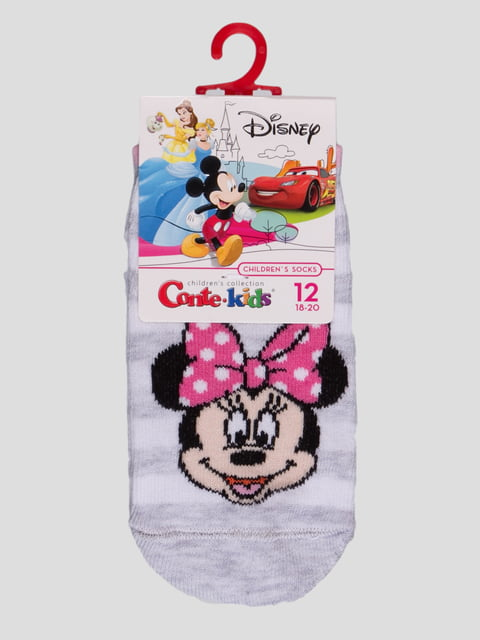 Шкарпетки в смужку з малюнком Conte Kids 4366801