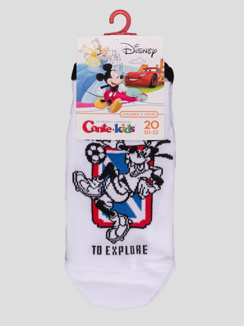 Носки белые с рисунком Conte Kids 4366830