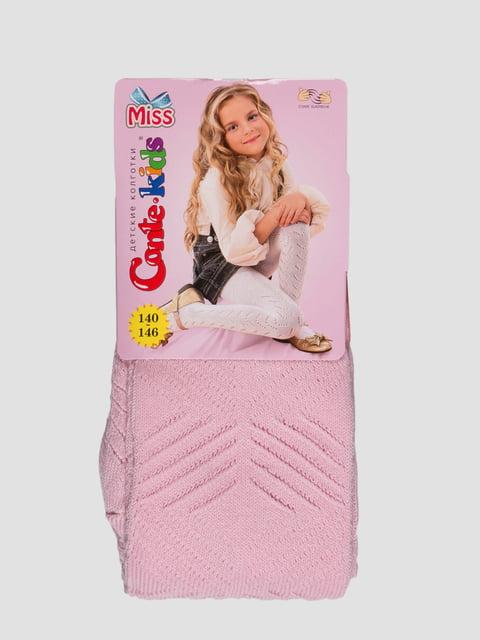 Колготки світло-рожеві Conte Kids 4366684