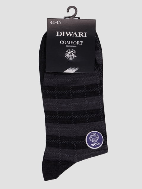 Шкарпетки чорні Conte 4366581