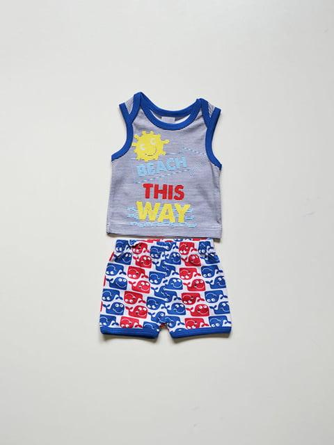 Комплект: майка и шорты Abentiny 4369852