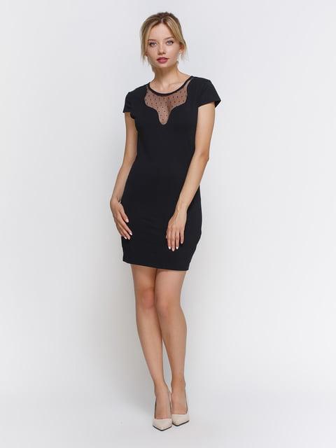 Платье черное Silvian Heach 4347955