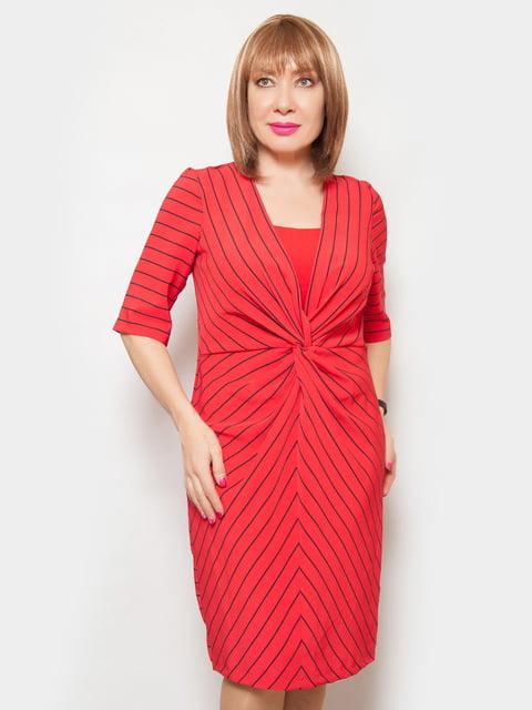 Платье в полоску LibeAmore 4374372
