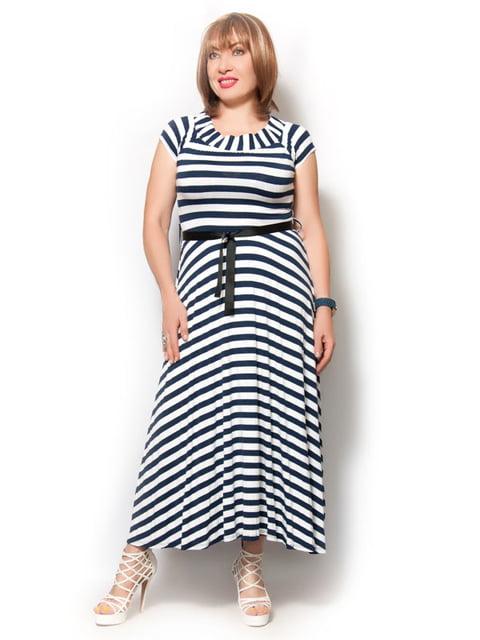 Платье в полоску LibeAmore 4374511