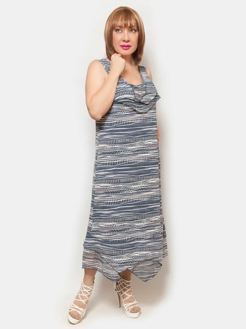 Платье в принт LibeAmore 4374523