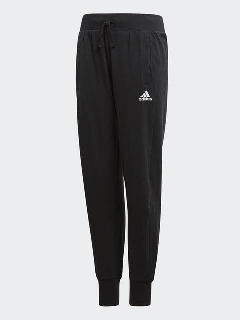 Штани спортивні чорні Adidas 4375317