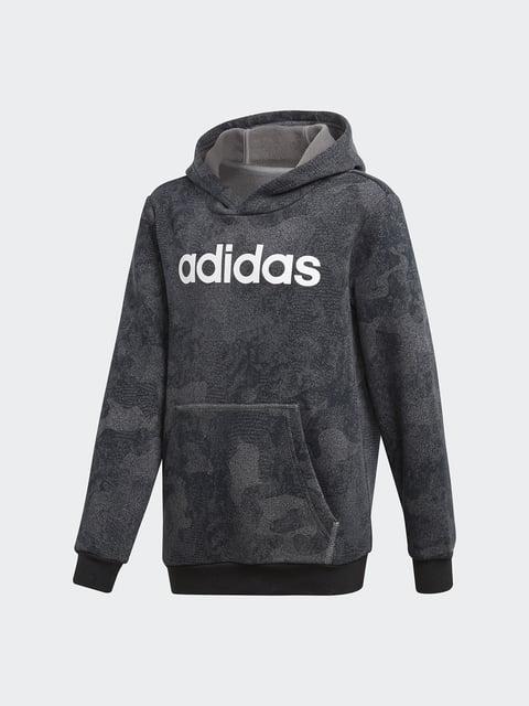 Толстовка темно-серая Adidas 4375530
