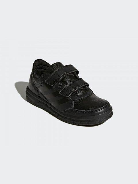 Кросівки чорні Adidas 4375640