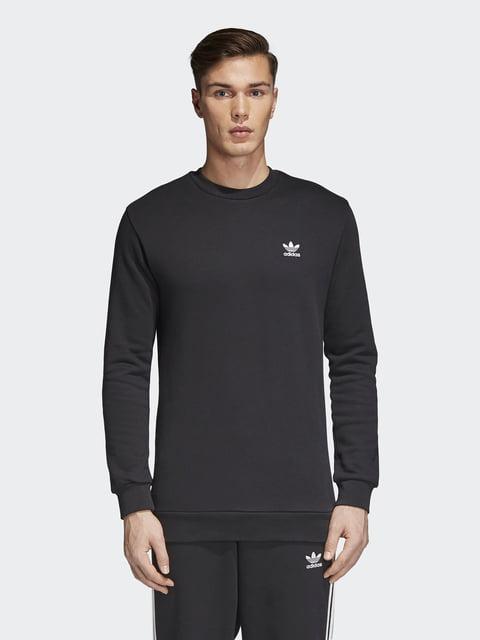 Джемпер черный Adidas 4376667