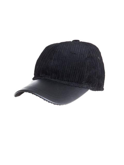Бейсболка черная Denny Rose 4379529