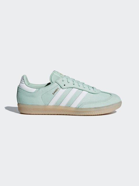 Кроссовки бирюзовые Adidas 4374201