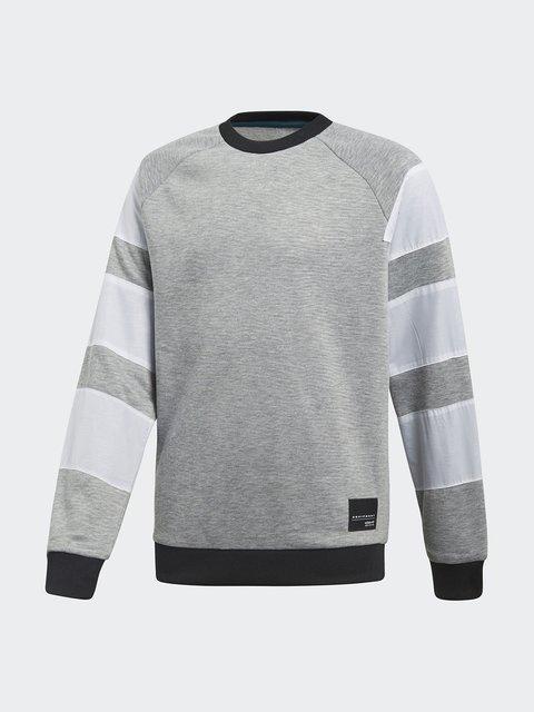 Джемпер серый Adidas 4375252