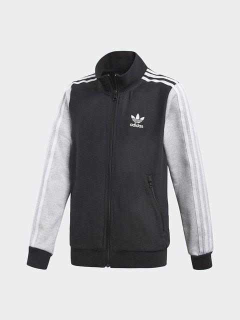 Кофта сіро-чорна Adidas 4375256