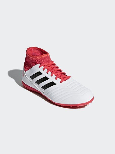 Бутси біло-червоні Adidas 4375570