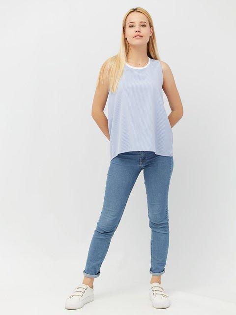 Майка голубая BesTiA 4381756