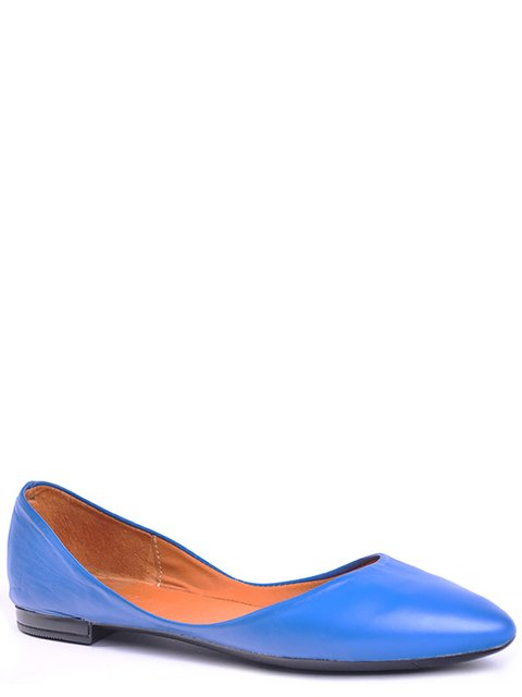 Балетки синие Viscala 4382219