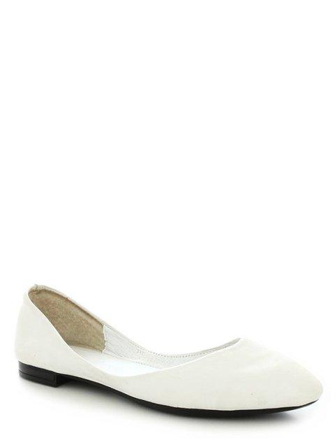 Балетки белые Viscala 4382222