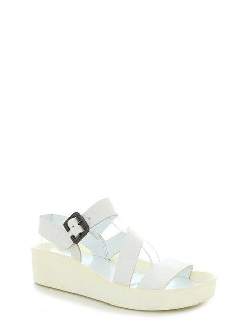 Босоножки белые Viscala 4382308