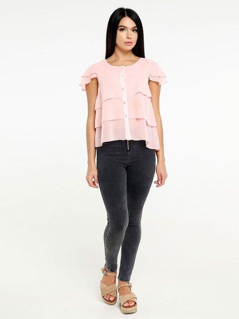 Блуза розовая Favoritti 4382188