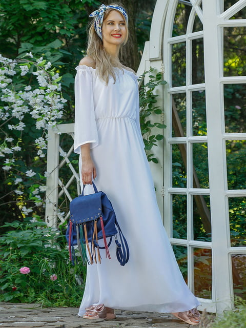 Сукня молочного кольору Alissia Rey 4367624