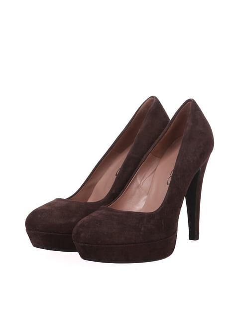 Туфлі коричневі Marco 4383438