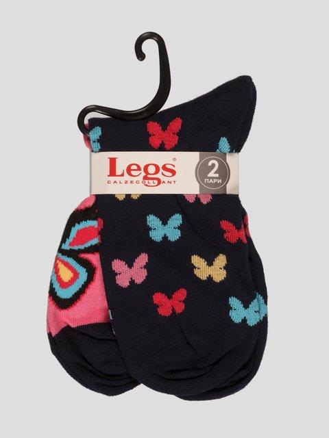 Набір шкарпеток (2 пари) Legs 4382463