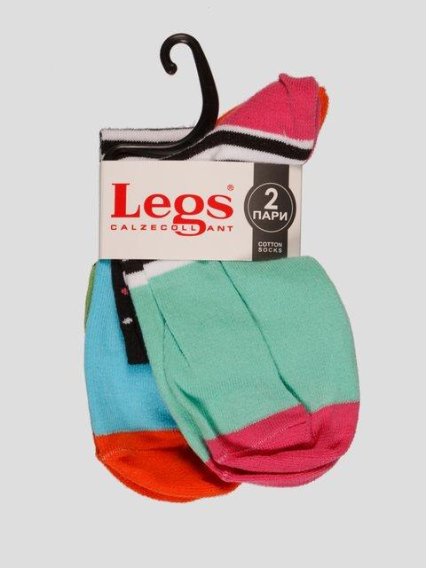 Набір шкарпеток (2 пари) Legs 3381718