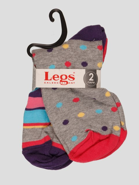 Набір шкарпеток (2 пари) Legs 4382461