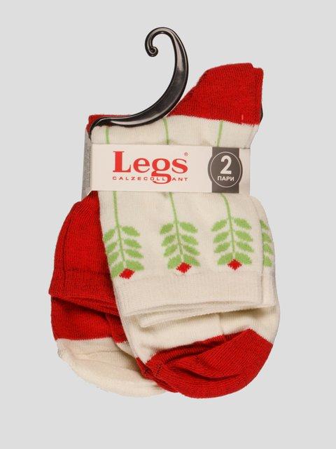 Набір шкарпеток (2 пари) Legs 3381721