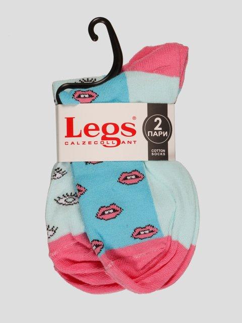 Набір шкарпеток (2 пари) Legs 3381715