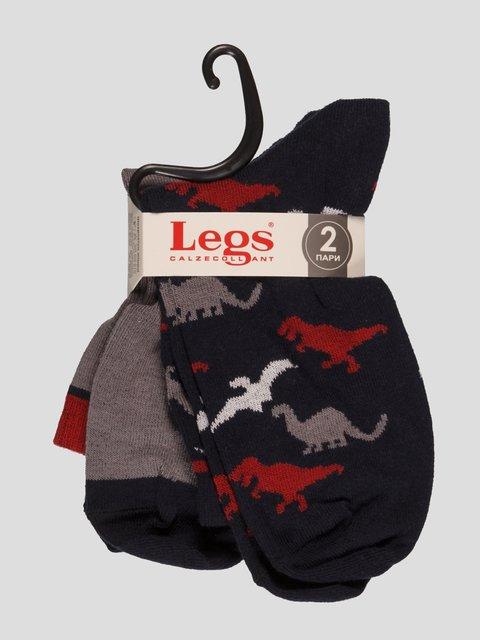Набір шкарпеток (2 пари) Legs 4382456