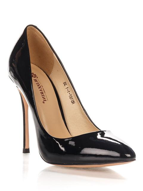 Туфли черные Blizzarini 3725549