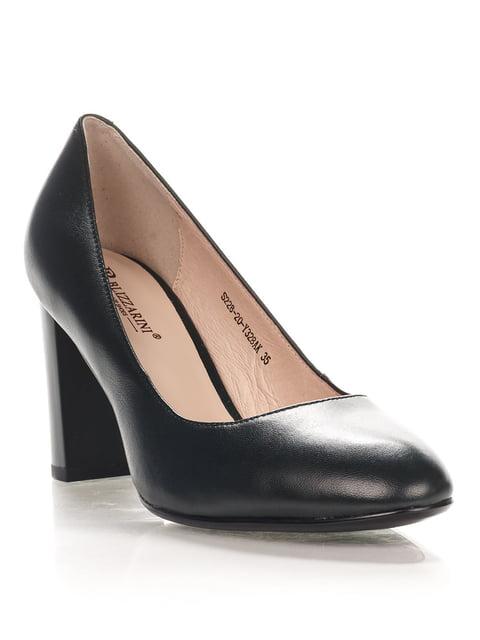 Туфли темно-зеленые Blizzarini 4347517