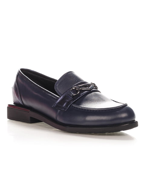 Туфли темно-синие Molly Bessa 4052557