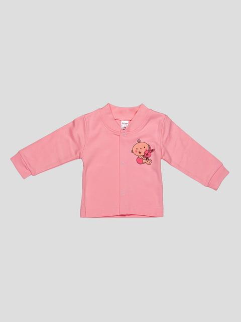 Кофта розовая NISO BABY 1018491