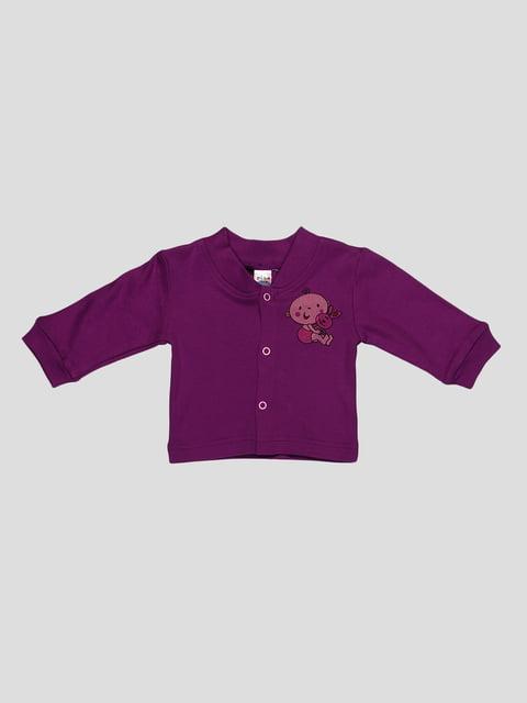 Кофта фиолетовая NISO BABY 1018489
